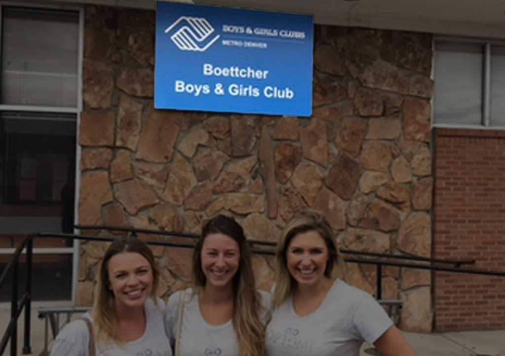 Optomi Gives Back at the Boys & Girls Club in Denver